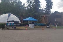 The Jasper Planetarium, Jasper, Canada