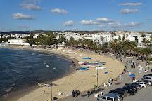 Hammamet Beach, Hammamet, Tunisia