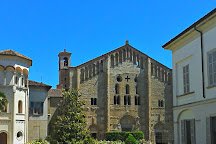 Basilica San Michele Maggiore, Pavia, Italy