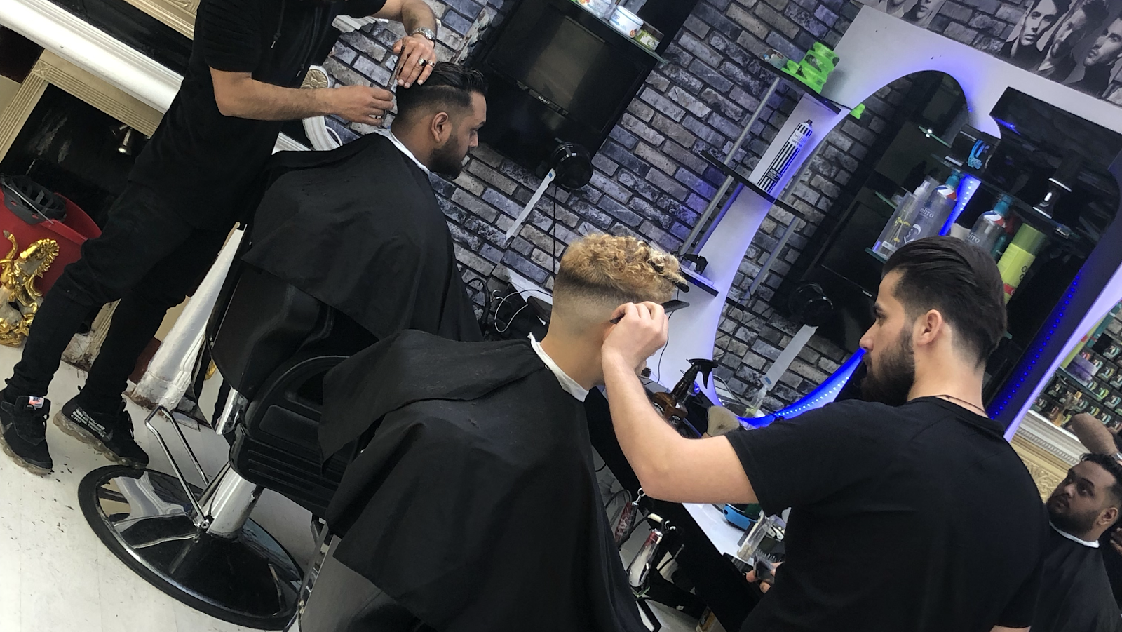 Kurdistan Barbers Oxford