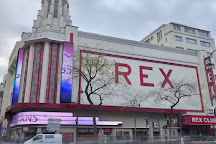 Le Grand Rex, Paris, France