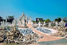 Wat Rong Khun, Chiang Rai, Thailand