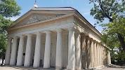 Собор Святого Петра и Павла, улица Ленина на фото Севастополя