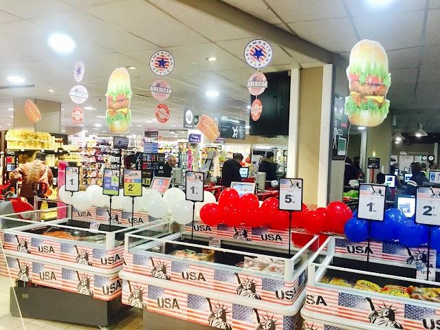 Carrefour market Paris Nationale