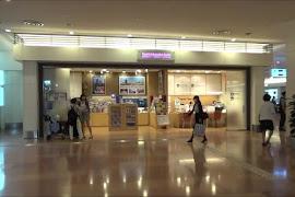 Железнодорожная станция  Haneda Airport Domestic Terminal
