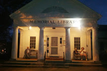 Boothbay Harbor Memorial Library, Boothbay Harbor, United States
