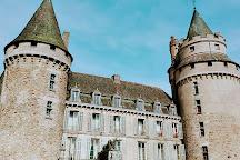 Chateau de Coussac-Bonneval, Coussac Bonneval, France