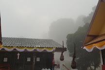 Wat Santikhiri Temple, Mae Salong, Thailand