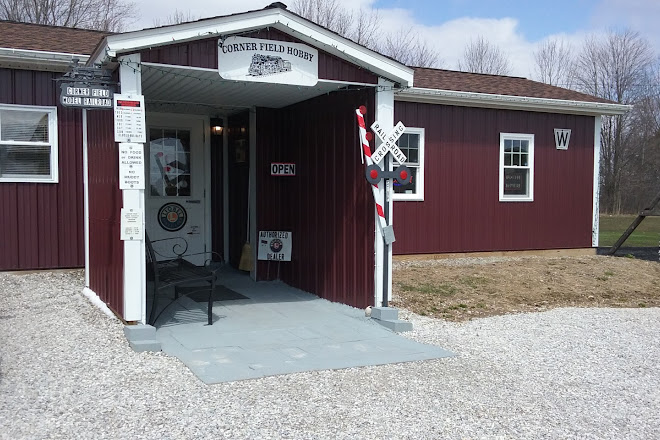 Visit Corner Field Model Railroad Museum and Hobby on your