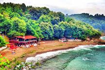 Mavi Bayraklı Plajı, Akcakoca, Turkey