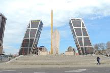 Monumento de Calvo Sotelo, Madrid, Spain