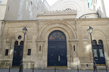 Synagogue de Nazareth, Paris, France