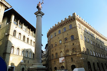 Column of Justice, Florence, Italy