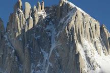 Mountaineering Patagonia, El Chalten, Argentina