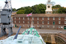 HMS Cavalier, Chatham, United Kingdom