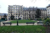 Square Samuel Rousseau, Paris, France