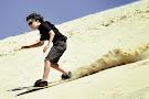 Sand Master Park - Sandboarding