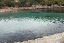 Spiaggia di Cala Moresca, Golfo Aranci, Italy