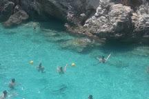 Rodovani Beach, Antipaxos, Greece