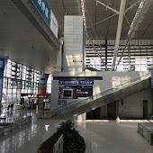 Железнодорожная станция  Qingdao North
