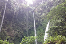 Tekaan Telu Waterfall, Tomohon, Indonesia