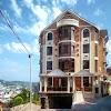 Антика, Виноградная улица на фото Сочи