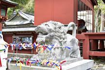 Nikko Futarasan Jinja Chugushi Shrine, Nikko, Japan