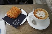 Cafe Trussardi, Milan, Italy