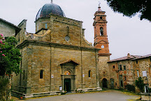 Sanctuary of Mongiovino, Tavernelle di Panicale, Italy