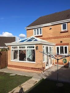 Astons Windows Composite Doors Conservatories Kitchens & Extensions cardiff