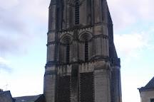 La Tour Saint-Aubin, Angers, France