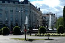 Fuente de Neptuno, Madrid, Spain