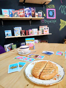Bujú - Café y Juegos de Mesa 5