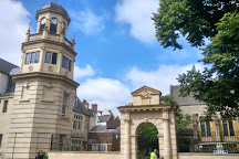 Harris Manchester College, Oxford, United Kingdom