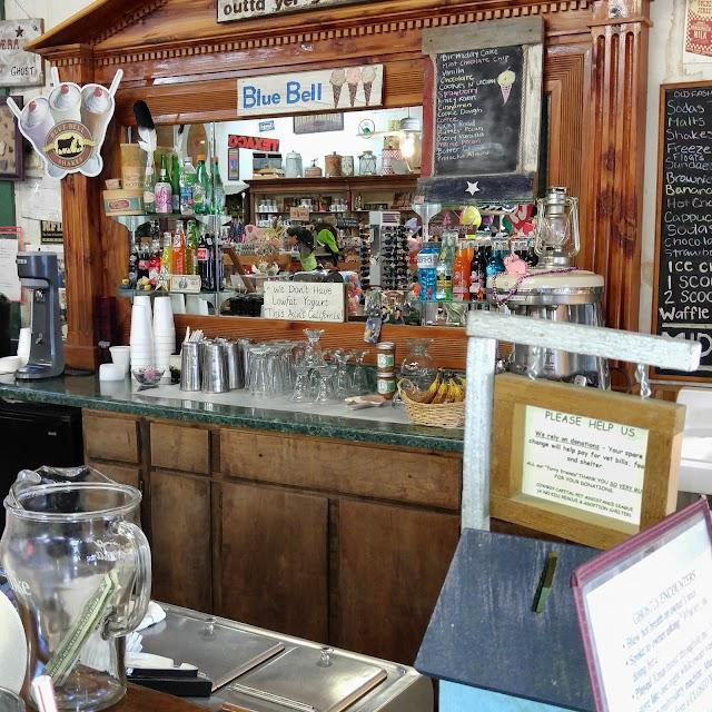 Arkey Blue's Silver Dollar Saloon