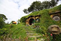 Hobbiton Movie Set, Hinuera, New Zealand