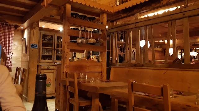 La Table a Raclette
