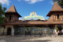 Nigloland, Parc D'Attractions & Hotel, Dolancourt, France