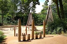 Parc du Vallon, Lyon, France
