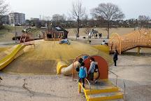 Yumigahama Park, Yonago, Japan