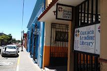 Oaxaca Lending Library, Oaxaca, Mexico