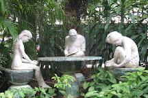 Jardin Madre Teresa de Calcuta, Havana, Cuba