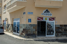 Aquarius Dive Center, Arona, Spain