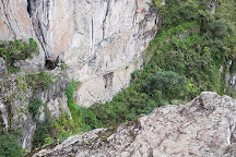 Inca Bridge, Ollantaytambo, Peru