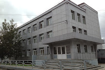 Lenin Square, Yuzhno-Sakhalinsk, Russia