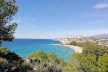 Playa El Torres, Villajoyosa, Spain