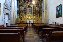 Iglesia de San Francisco, Mexico City, Mexico