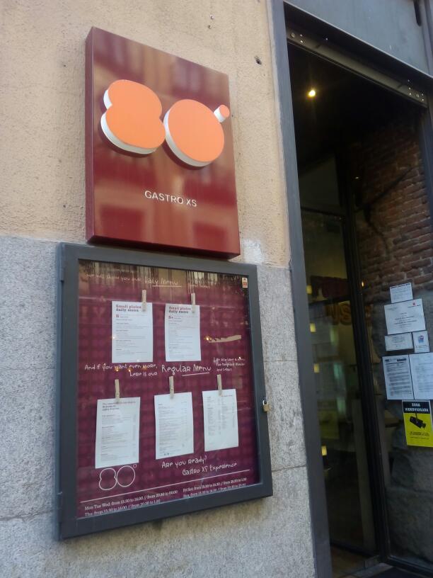 Nina Madrid Restaurante Snack