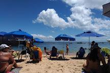 Praia Farol da Barra, Salvador, Brazil