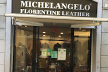 Michelangelo Florentine Leather, Florence, Italy